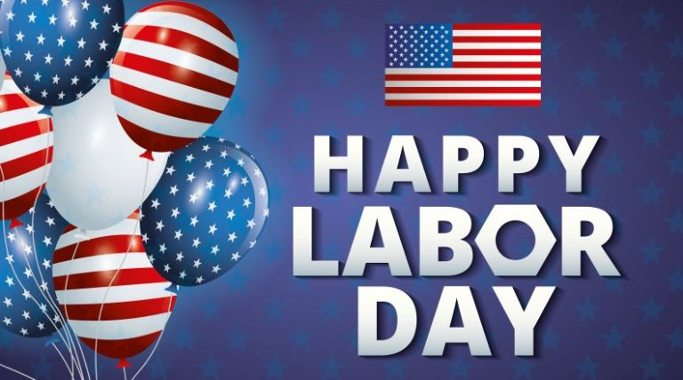 Wondering what the big day will be like? 6th September Labor Day 2021 in United States - History ...