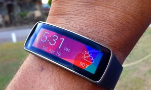 Gear Fit in use