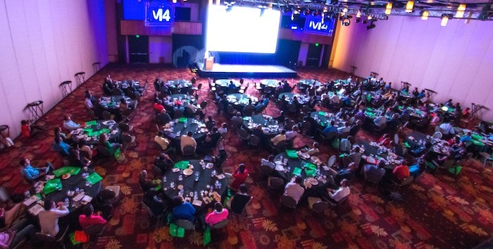 Microsoft's M4 Conference at the Hyatt. Photo by NH Productions TT, courtesy Microsoft.