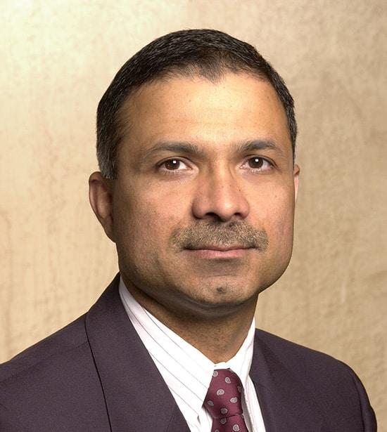 Dr Girish Pathak. Photo courtesy Caribbean IXP.