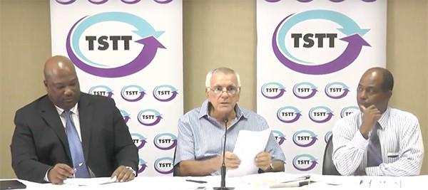 TSTT Chairman Emile Elias on the TATT licensing issue.