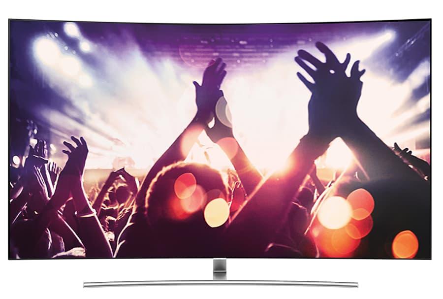 Samsung introduces new QLED TVs