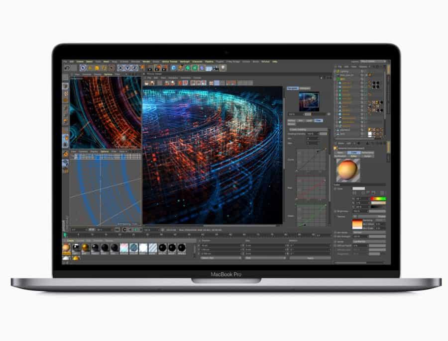 New Macbook Pro brings the heat