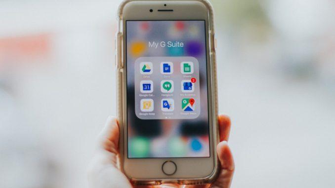 Sync Google Calendar With iOS