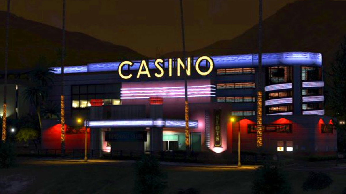 Gta Online Update Casino