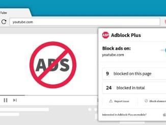 ad blocker in Google Chrome