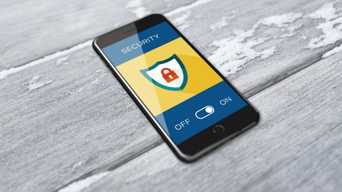 android phone as security key