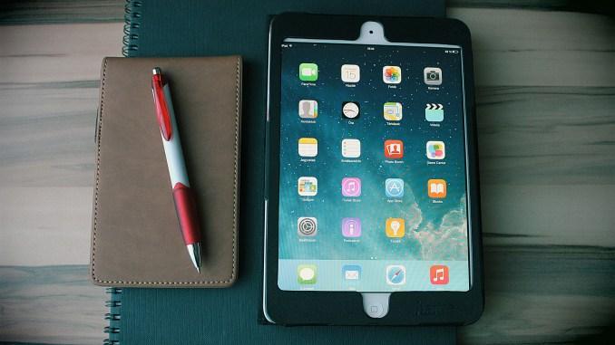 Upgrade Your iPad