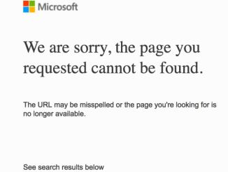The Page You Requested Cannot Be Found