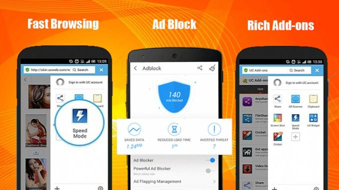 UC Browser Turbo 1 6 1 900 Update is Now Available with New