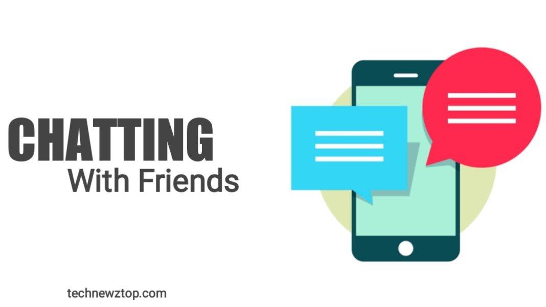 Online Friends Chat Meet