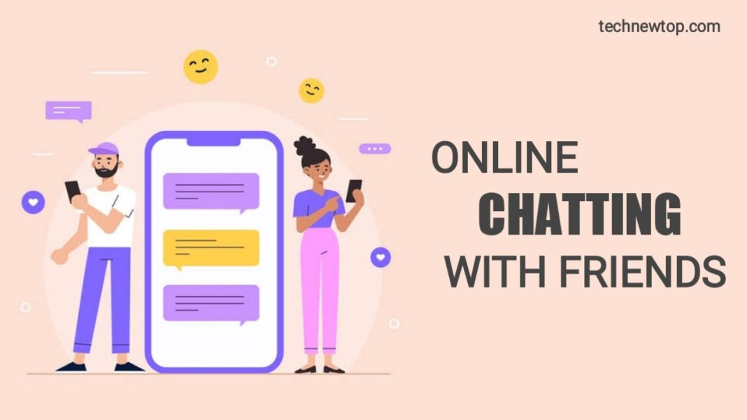Online video calling With Friends