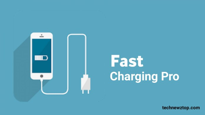 Fast Charging great support