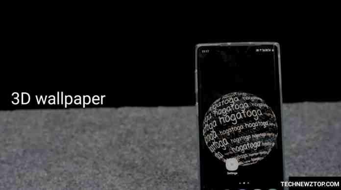 Best 3D Live Wallpaper App - technewztop.com
