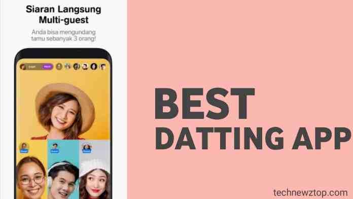 Best Online Dating app - technewztop.com