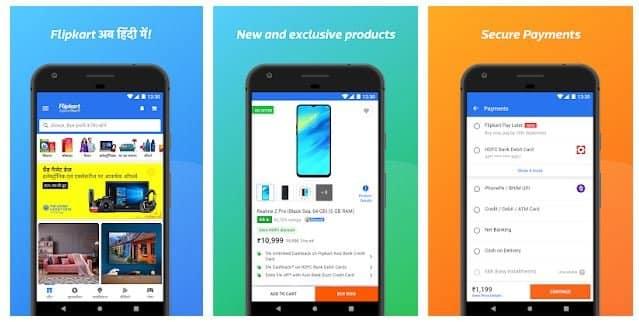 Flipkart online shopping app - technewztop.com
