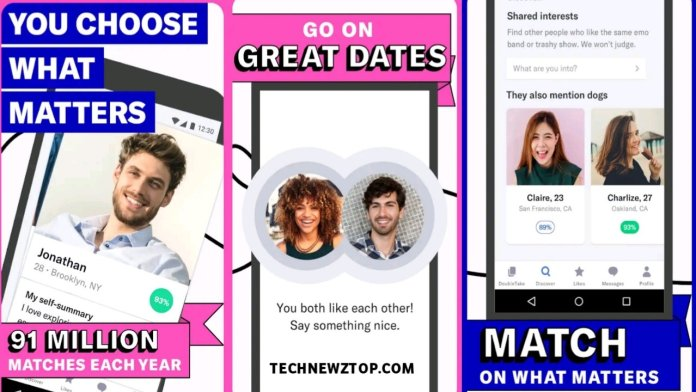 How to create an account on the Happn app - technewztop.com