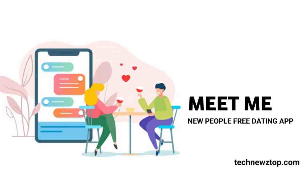 Meet Me New People Free Dating app