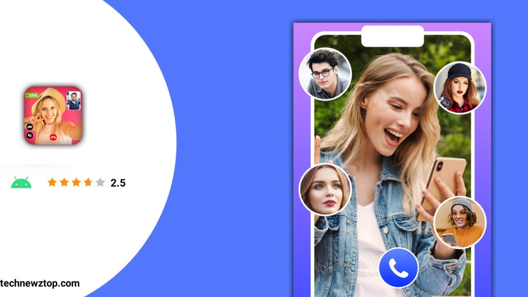 Online Video Chat App For Android