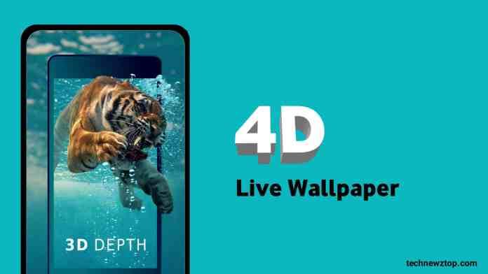 4D Live Wallpaper