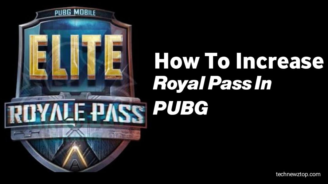 How To Increase RP In PUBG