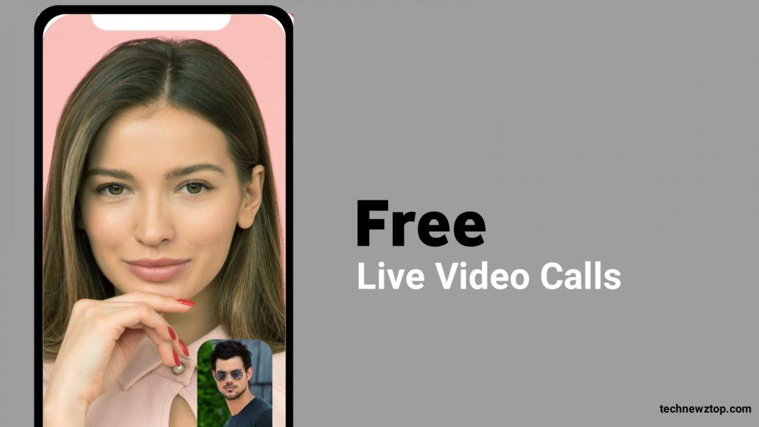 Online Video Chat app