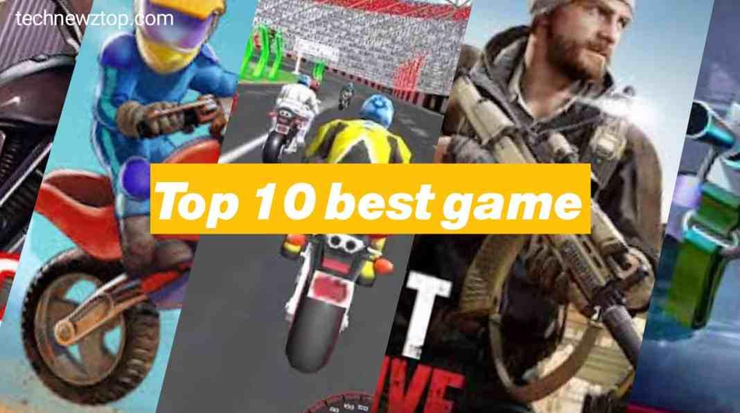 Top 10 Offline game 2020.