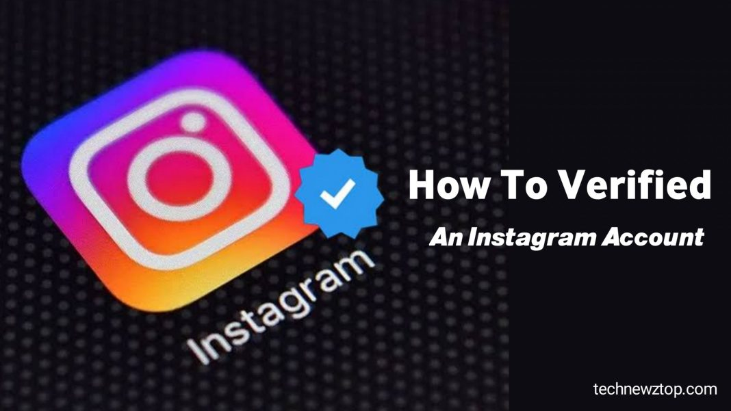 How to Verified an Instagram account
