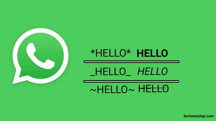 How to Write Stylish Text on Whatsapp