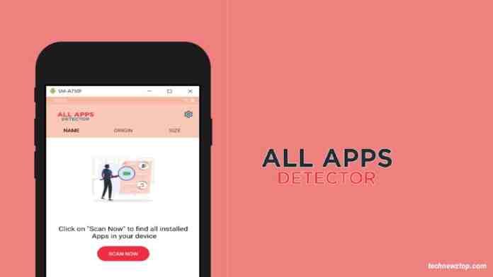all app detector