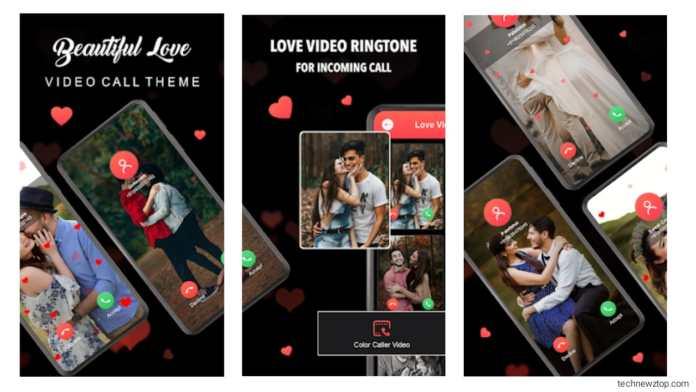 Full-Screen Video Ringtone