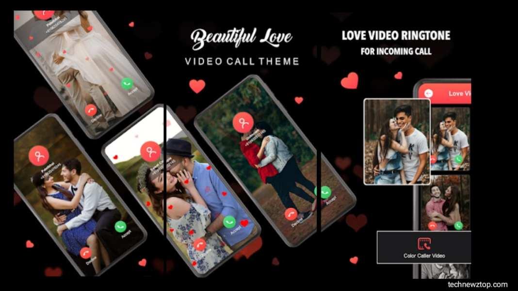 Video Ringtone Incoming Call