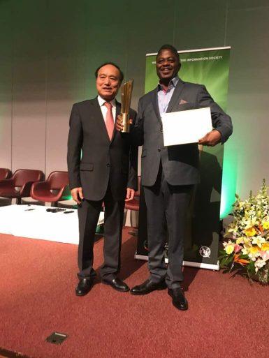NIPOST Address Verification System (AVS) Emerges Winner of 2018 WSIS Prize