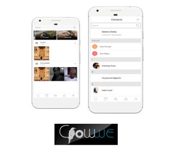 Crowwe App