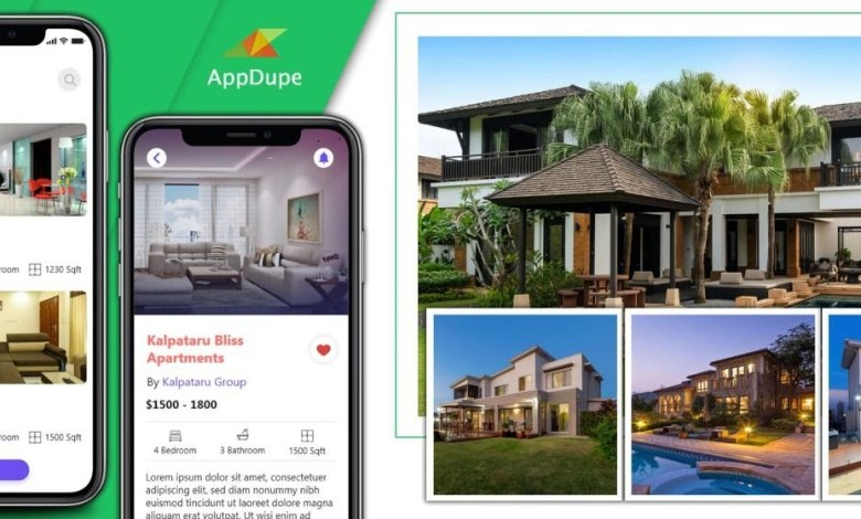 Foray Into The Alluring Real Estate Business With A Zillow Clone App