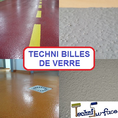 TECHNI SURFACE_TECHNI BILLES DE VERRE