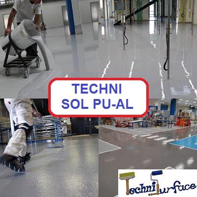 TECHNI SURFACE_TECHNI SOL PU-AL