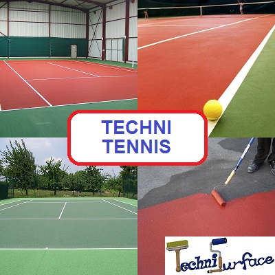 TECHNI SURFACE_TECHNI TENNIS