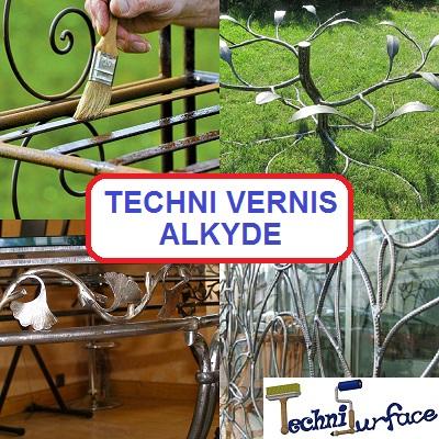 TECHNI SURFACE_TECHNI VERNIS ALKYDE