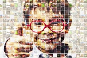 Mosaic Photo Effects for PC