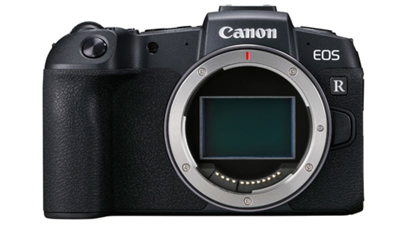 Canon launches EOS RP Full-Frame Mirrorless Camera in India | Techniblogic