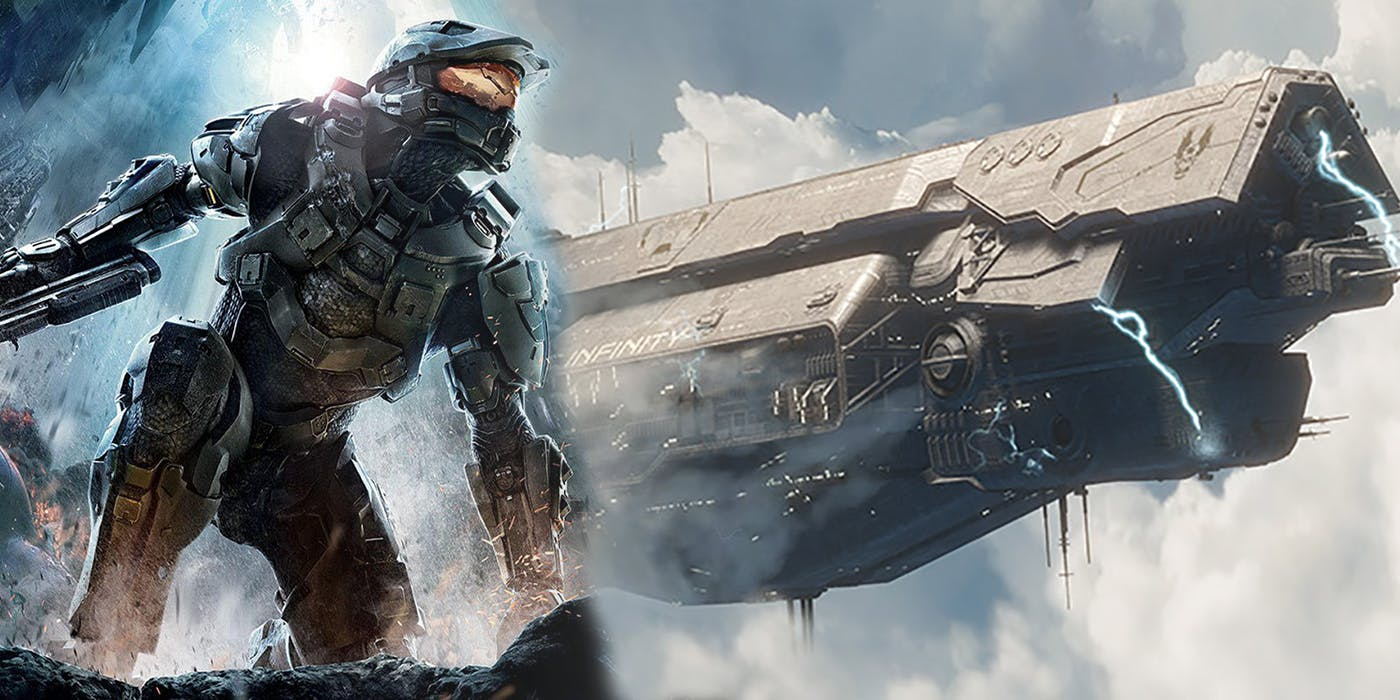 Halo Infinite - Halo Infinite announced for PC and XOne | TechniBuzz.com