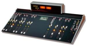 Console analogique broadcast Dateq BCS50
