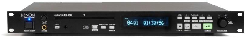 Lecteur CD broadcast Denon DN-C620