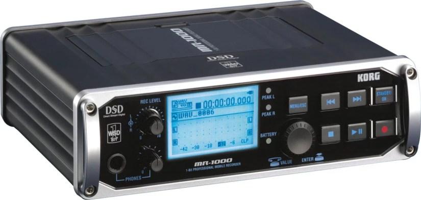 Enregistreur numerique Korg MR1000