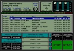 DRS 2006 logiciel automation radio