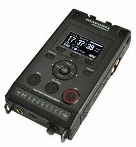 Marantz PMD661 enregistreur numérique broadcast radio