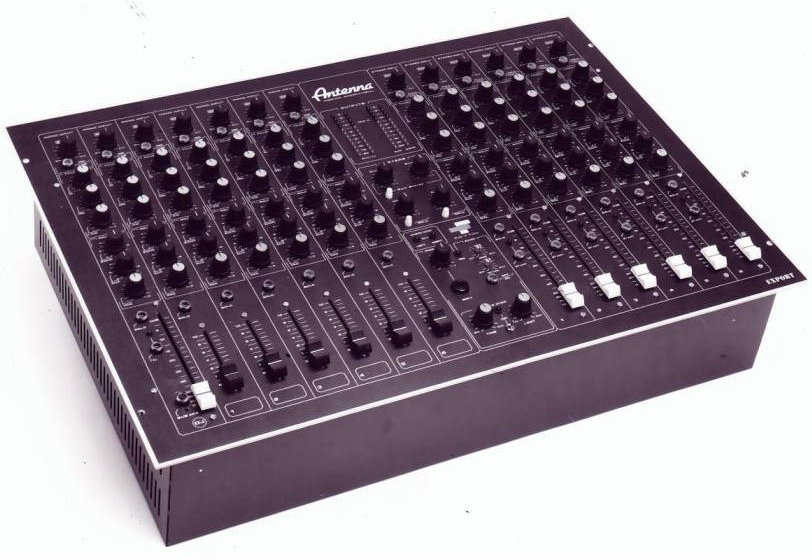 Freevox - Antenna