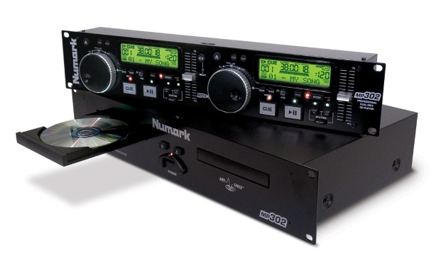 Numark MP302 double lecteur CD