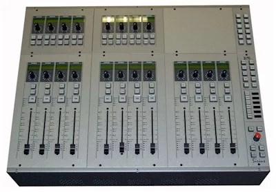 D&R Sirius console numérique broadcast radio